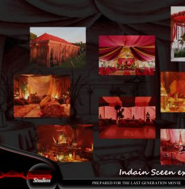Indian King Dance Scene