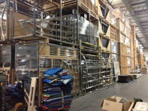 SAS production storage