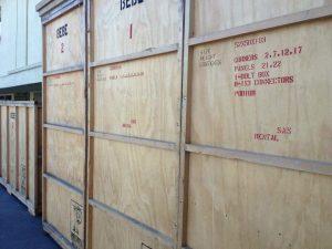 SAS rental storage